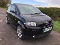 Audi A2 1.4 TDi Sport - 5 Seats - Red Leather - BOSE + More