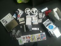 BARGAIN 2 Nintendo Wii and lot extras!!!!