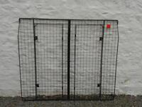 DOG TAILGUARD FOR A FORD TRANSIT VAN