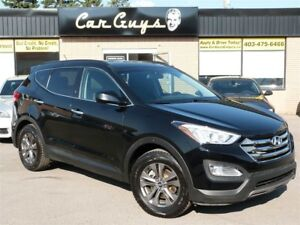 2014 Hyundai Santa Fe Sport 2.4 Premium - Heated Seats & Wheel,