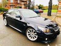 BMW 5 SERIES 520d DIESEL FULL SERVICE HISTORY NO OFFERS