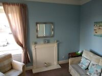 spacious, fully furnished, 2 bed flat for let, Paisley