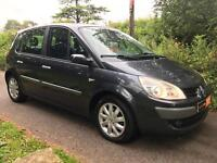 2007 Renault Scenic 1.6 VVTI Dynamique with Service History + Warranty + AA