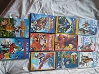 Bundle of kids dvds dumbo sold