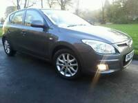 HYUNDAI i30 1.4 STYLE 2007 07'REG*TOP SPEC*FSH*CHEAP TAX+INSURANCE*MINT CONDITION*#ASTRA#FOCUS