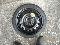 CAR TYRE SMALL SIZE SPARE