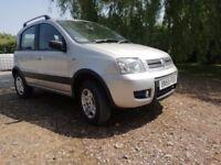 Fiat Panda 4x4 petrol 2005