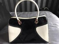 Patent handbags
