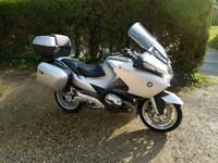 BMW R1200RT FULL BMW SERVICE HISTORY LOW MILEAGE
