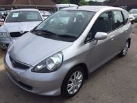 2006/06 HONDA JAZZ1.4 i DSI SE 5 DOOR IN SILVER ,GREAT ECONOMY,LOOKS AND DRIVES WELL