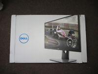 *Brand New* Dell S2417DG 24Inch Gaming Monitor 1 ms QHD 2560 x 1440 165 Hz GSync,DP/HDMI RRP £499