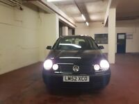VW POLO S 1.4 PETROL YEAR 2003 5 MONTHS MOT&FULL HISTORY SERVICE GREAT CONDITION!!!
