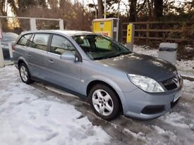 2008**Vectra 1.9 CDTi Exclusiv 5dr**5 STAMPS Service