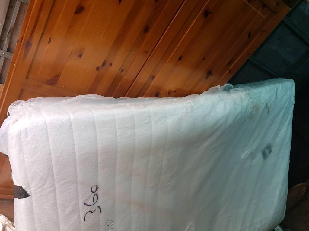 Brand new 4ft single mattress