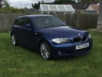 BMW, 1 SERIES, Hatchback, 2010, Manual, 1995 (cc), 5 doors, 123d MSport