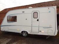 abbey vogue gts 216 2004 caravan excellent condition motor mover rear bathroom and shower