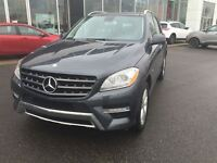 2012 Mercedes-Benz M-Class ML 350 BlueTEC PRÉMIUM