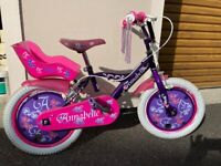 Girls bike - Purple and Pink - 'Annabelle'