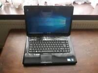 Dell Intel dual core 4gb ram 320gb hhd laptop webcam excellent condition