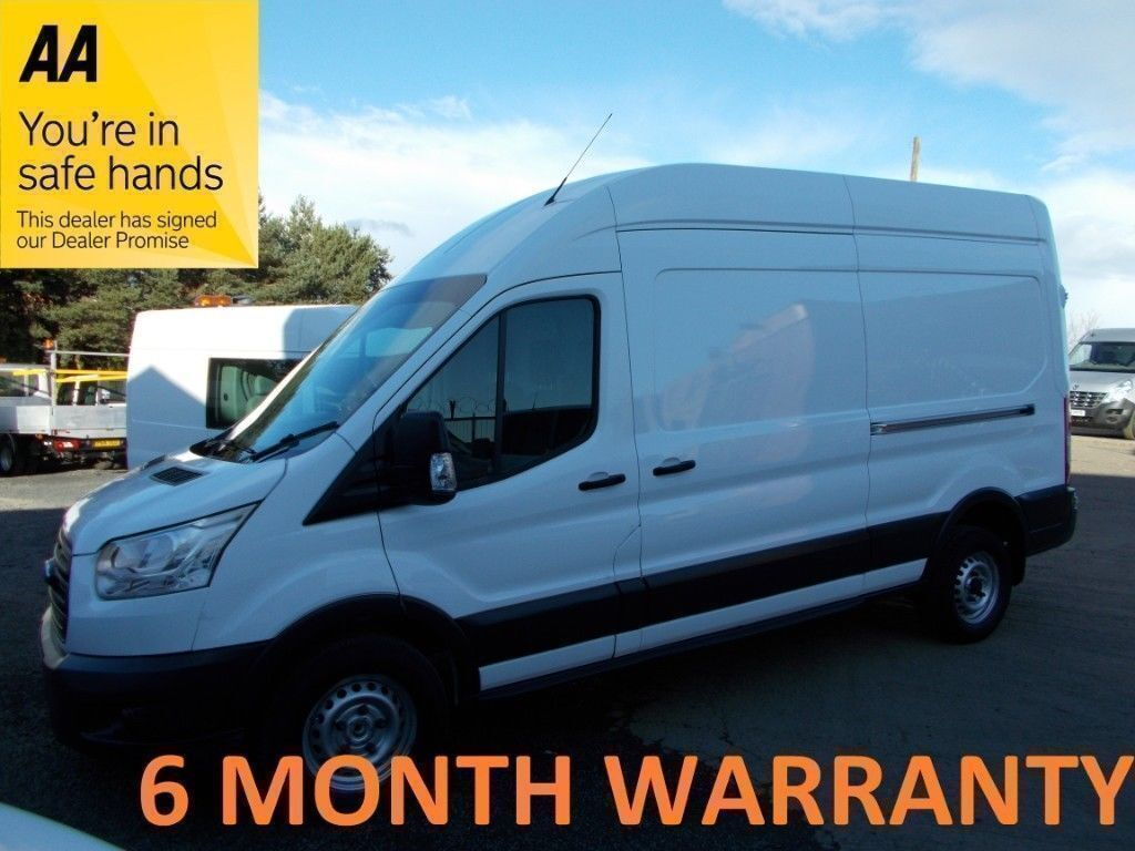 3f4040a0568401 Ford Transit 350 RWD 2.2 TDCi 125 LWB H Roof   FULL SERVICE HISTORY  LEASE  Co DIRECT  MOT OCT 2019