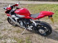 Mv Agusta, F3, 2014, 675 (cc)