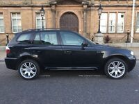 58 BMW X3 SD MSPORT 3.0 TWIN TURBO DIESEL 386 BHP BEIGE LEATHER SAT NAV