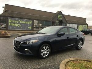 2015 Mazda MAZDA3 GX / BLURTOOTH / PUSH BUTTON START