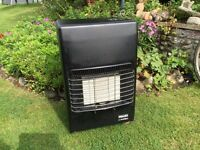SuperSer Gas Heater complete with Regulater. £10