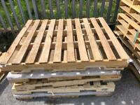 Used wooden Pallets collection Durham