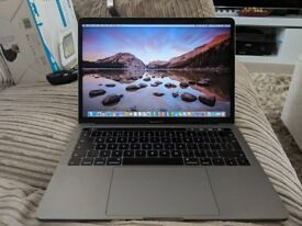 MacBook Pro 13 (2017) with touch bar for sale - Extended warranty till 18/07/2020