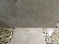 "Cotto premium Sage green wall tiles 300mm x 200mm ( 8"" x 12"" approx)"