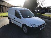 2007 Vauxhall Combo 1.3 Cdti 12 months mot/3 months warranty
