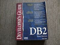 DB2 Developers Guide 3rd edition with CD-ROM, by Craig S Mullins, in excellent condition