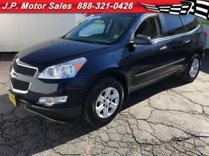 2011 Chevrolet Traverse 1LS, Automatic, Third Row Seating, Sunro
