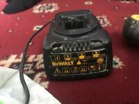 Dewault drill charger