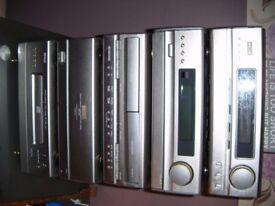 Superb, Denon Seperets Audio Hi Fi System...