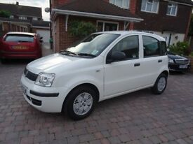 *** 2010 60 REG FIAT PANDA 1.1 ACTIVE ECO *** FULL SERVICE HISTORY *** ONE OWNER FROM BRAND NEW ***