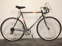 80s & 90s Vintage Men's & Ladies PEUGEOT Racing Road Bikes - Fully restored with Warranty