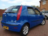 FIAT PUNTO 2005 46K MILES 1.4 2 OWNERS