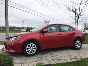2014 Toyota Corolla LE**LOW KMS**