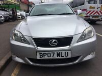 Lexus IS 220d 2.2 TD 4dr HPI CLEAR DISEL 220D