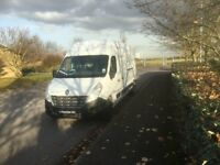 RENAULT MASTER 2.3 dCi LH35 High Roof Van (FWD) 4dr (LWB) (white) 2012