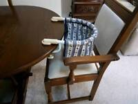 Mothercare portable feeding chair