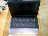 HP 250 G1 laptop 15.6inch screen 500gb hd Intel Core i3 -3rd generation processor