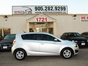2012 Chevrolet Sonic Alloys, WE APPROVE ALL CREDIT