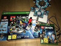 Lego Dimensions Xbox One bundle