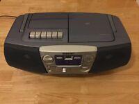 Sony CD Radio Tape Stereo/Boombox/Speakers