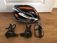 Bike helmet and more