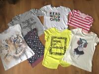 Bundles of Girls Clothes & Shoes 11/12/13 Plus Next/Hollister/M&S