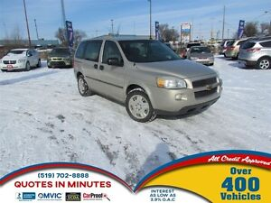 2008 Chevrolet Uplander LS | CONTACT FOR PRICE